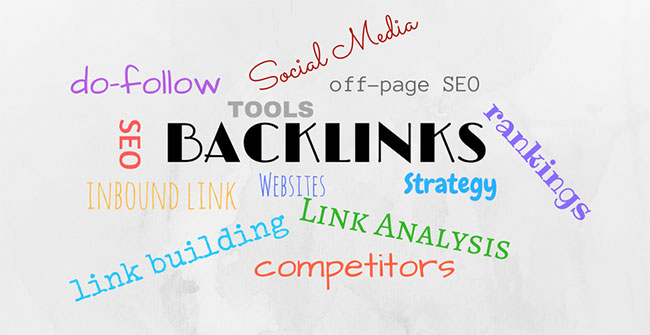 How to build links with websites