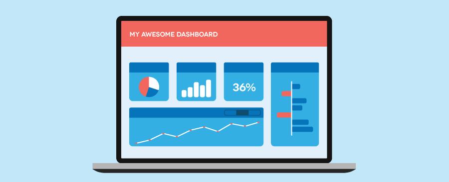custom dashboard graphic